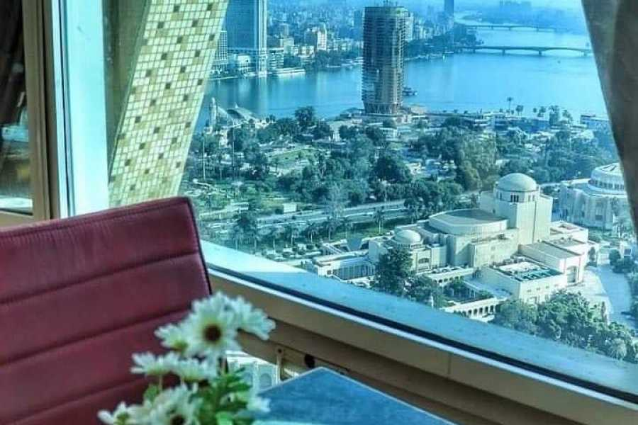 EMO TOURS EGYPT Private Egyptian Felucca Ride On The Nile With Lunch At Cairo Tower With Panoramic view of the Cairo
