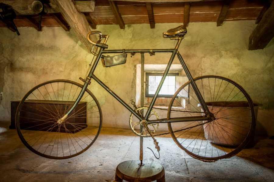 IF Imola Faenza Mit dem Fahrrad auf den Straßen von Oriani