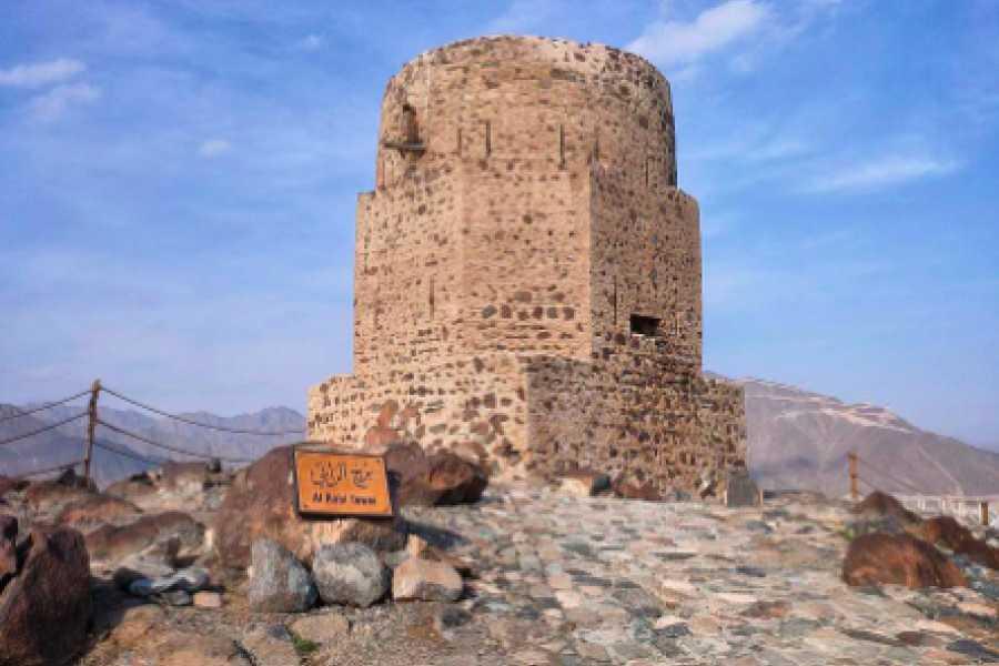 Adventurati Outdoor Al Rabi Tower Hike - Khor Fakkan (15 October)