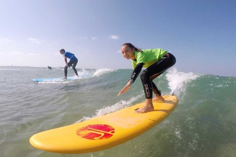 Oceano Surf Camps Children´s Surf Course