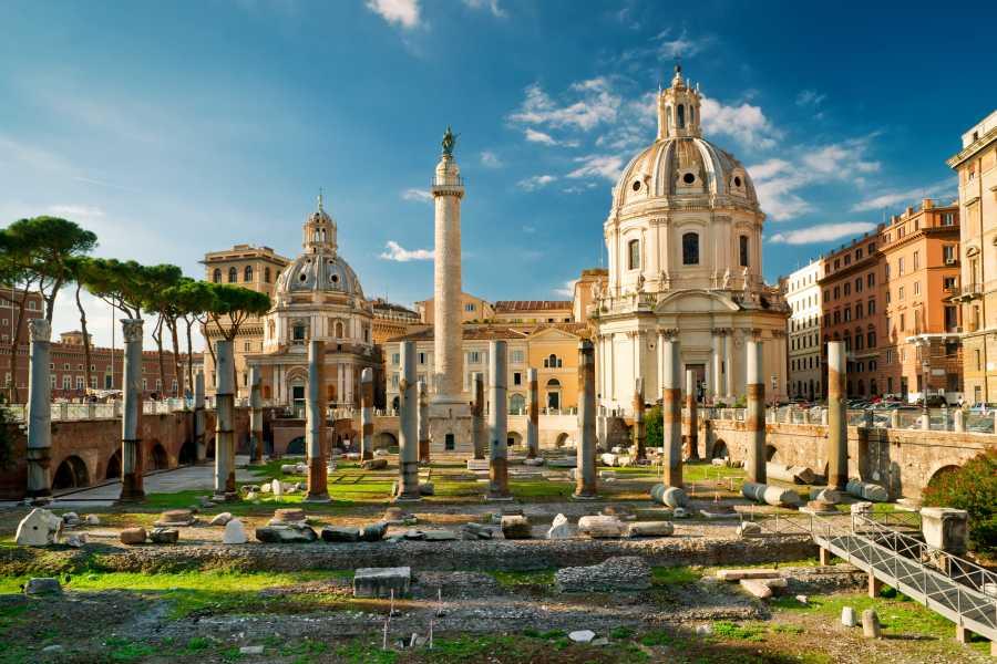 The Rogue Historians Rome Semi-Private: The Ultimate Colosseum ( Skip-the-Line Access)