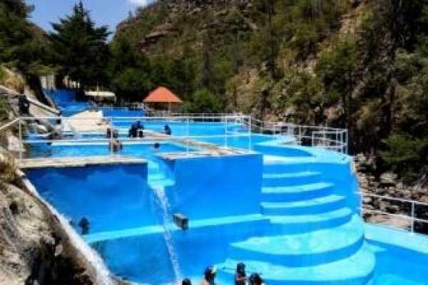 *Recowata Hot Springs Hiking Tour