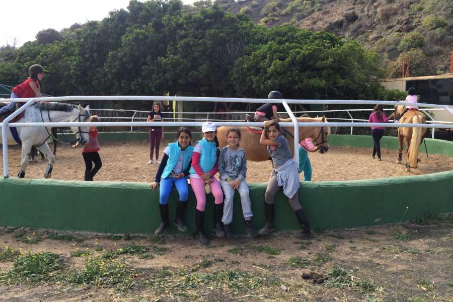 Hipica Canaria Campus d'estate a cavallo