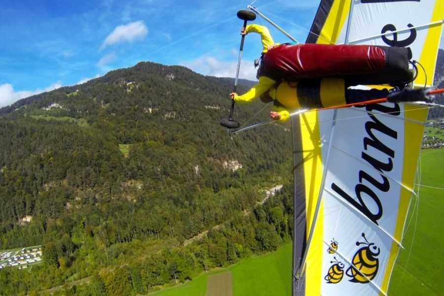 Bumblebee Hanggliding Hanggliding Tandem-Flights by BumbleBee