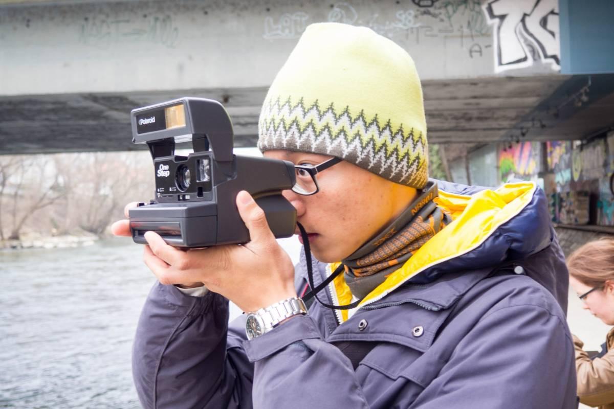 Sophort Polaroid Photo Tour Graz - Classic