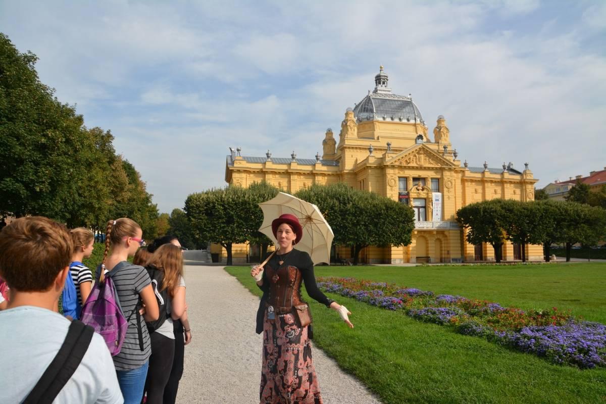 Secret Zagreb Walks Zagrebarium