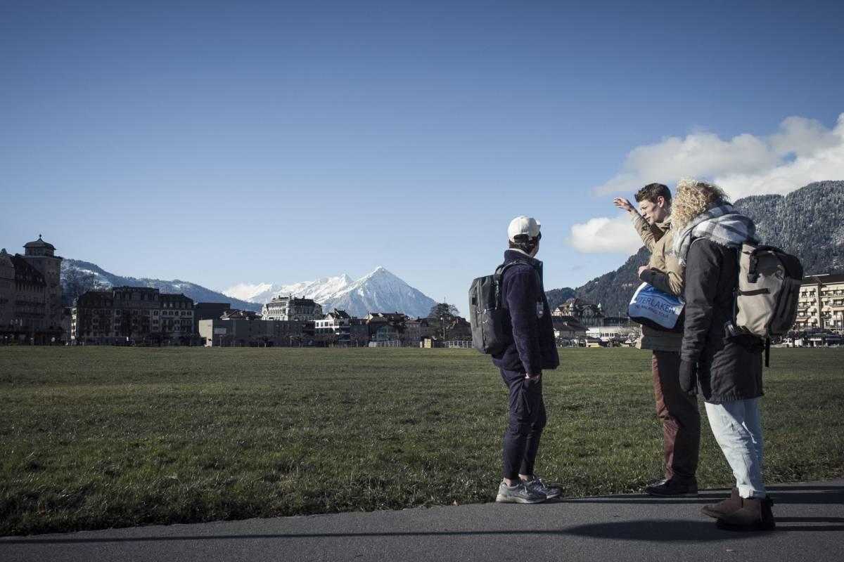 Interlaken Walking Tours Private Tour