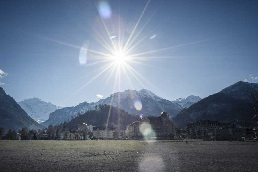 Interlaken Walking Tours Private Tour