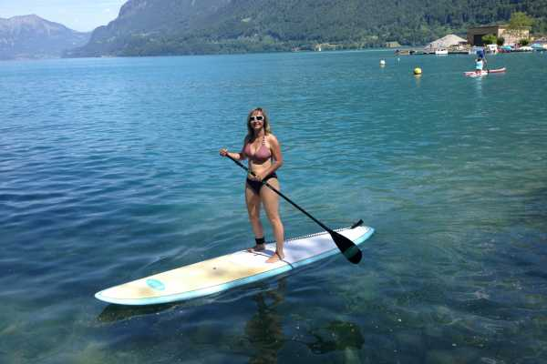 *SUP* Stand up Paddling Board - Vermietung