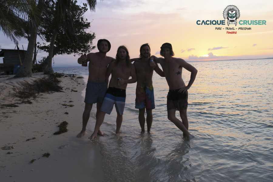 Cacique Cruiser El Original - San Blas island hopping