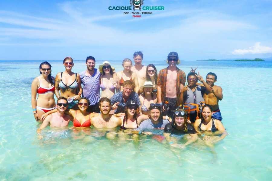 Cacique Cruiser EL ORIGINAL - DIVERSIÓN EN LAS ISLAS SAN BLAS