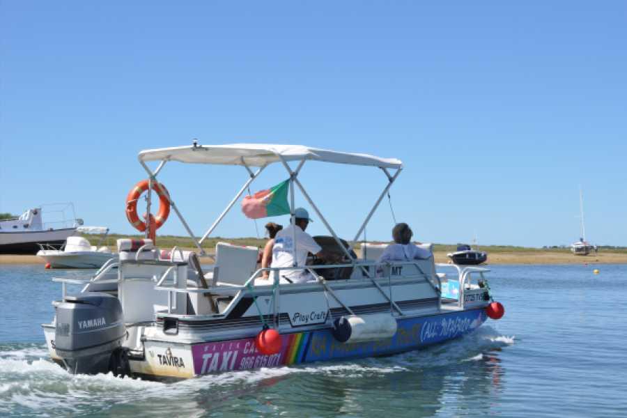 Sequa Tours - Ria Formosa Boat Tours Ria Formosa Lagoon Tour