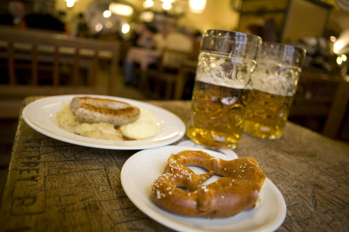 german cuisine and oktoberfest With the festivities set to end this coming weekend, we present you with our 25 favorite oktoberfest-related recipes (actually 24 recipes and one instance of german sausage porn.