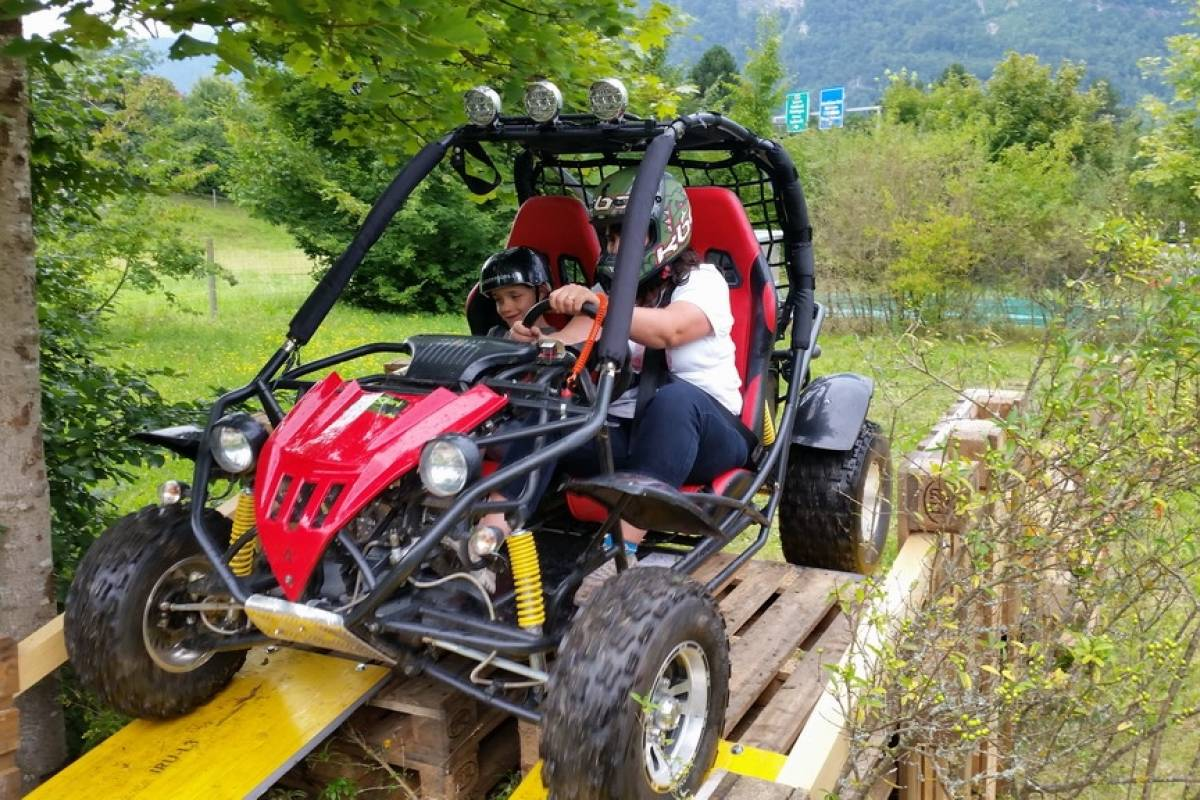 BuggyPark Exclusive Park rental for groups
