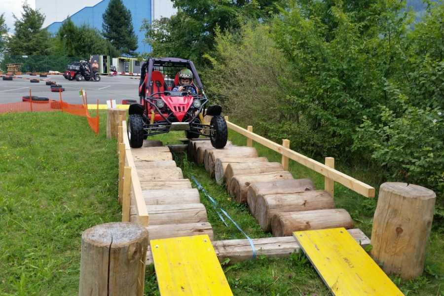 BuggyPark by HB-Adventure Switzerland Exclusive Park rental for groups