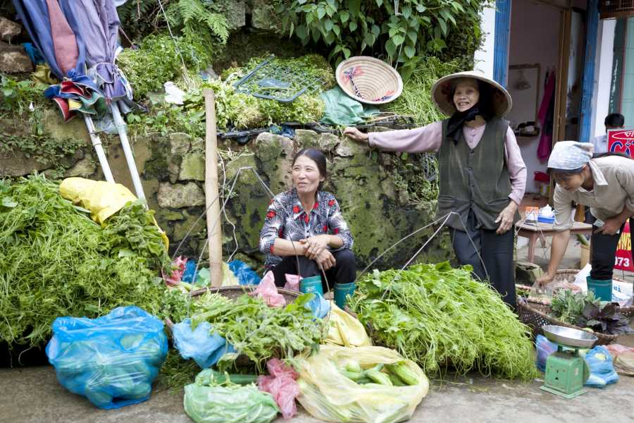 Friends Travel Vietnam Real Sapa Experience 4D3N by Sleeper Bus [2 Day trekking]
