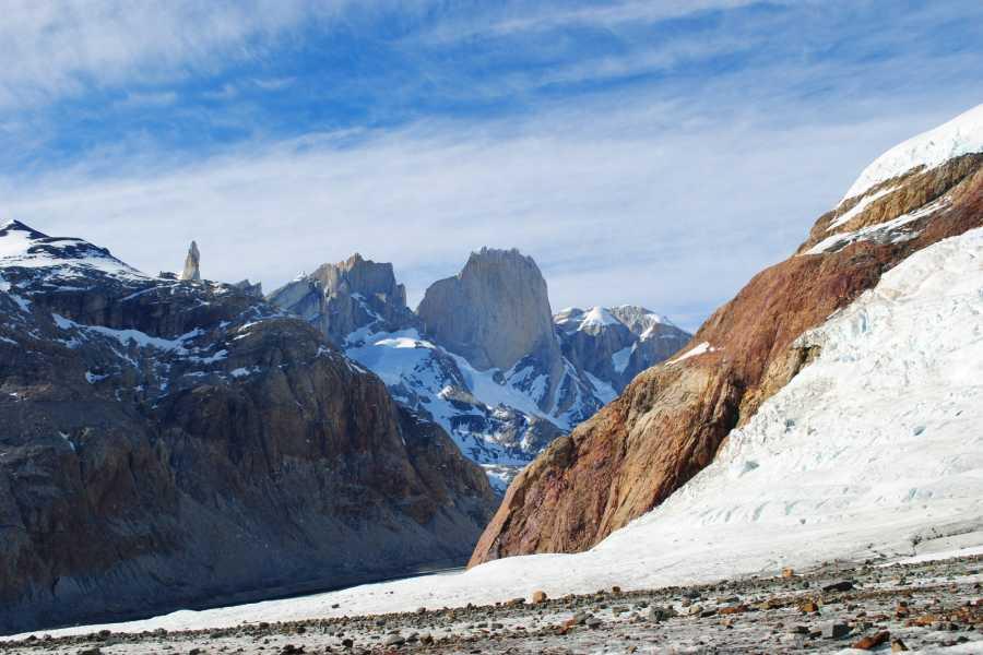 Patagonia Hikes Paso Marconi. 3 dias.