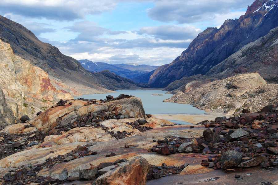 Patagonia Hikes Paso Marconi. 3 days.