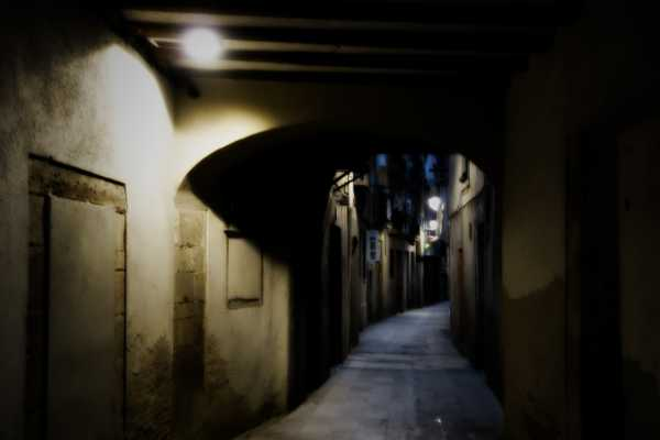 """The Ghost Walking Tour"""
