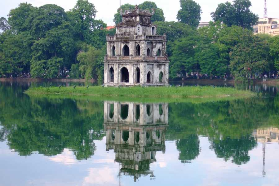 Friends Travel Vietnam Hello Hanoi 3 days & 2 nights