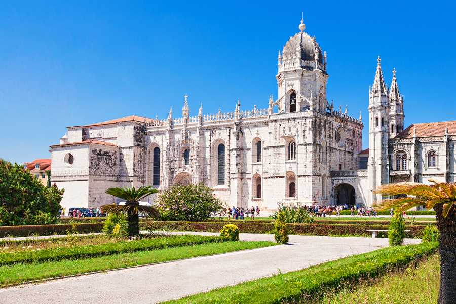 SANDEMANs NEW Lisbon Tours Lisbon's Belém District Tour
