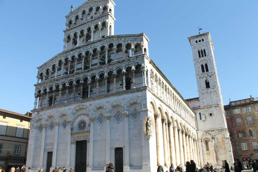 Tuscany on a Budget tours PISA & LUCCA, the pearls of Tuscany, day trip