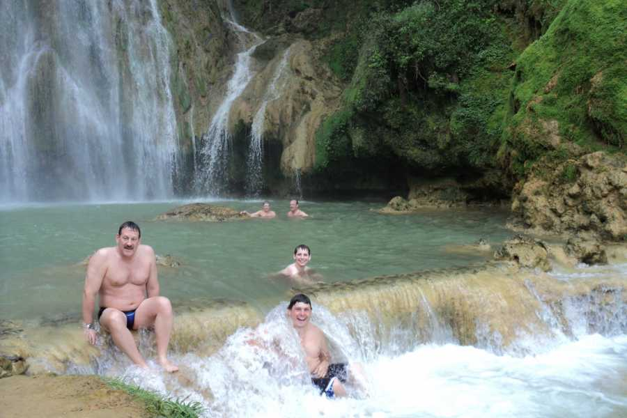 Tour Samana With Terry Shore Excursion #1 EL Limon Waterfalls on Horseback or Hike