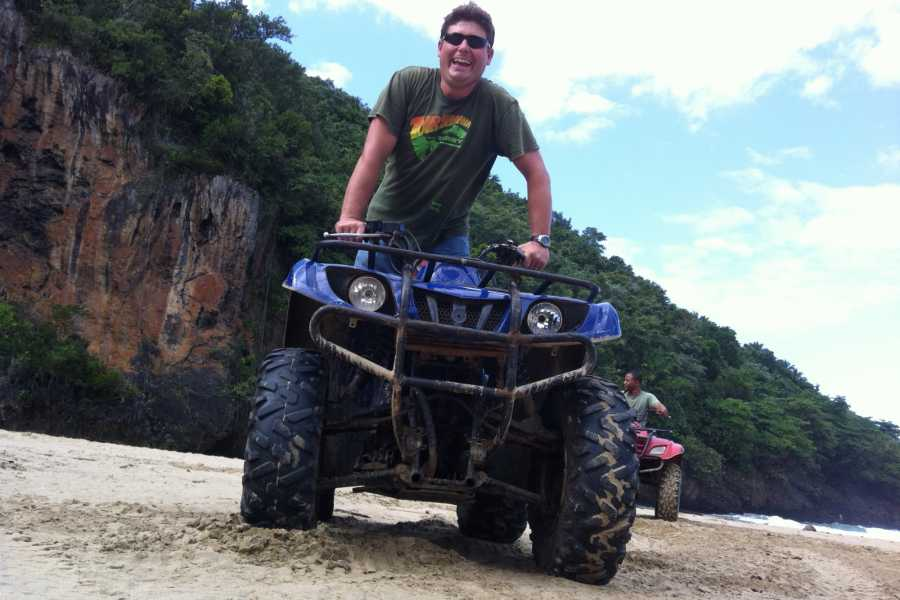 Tour Samana With Terry HOTEL EXCURSION #3a: Quad-ATV+Zip Line - Tour Samana With Terry Exclusive!
