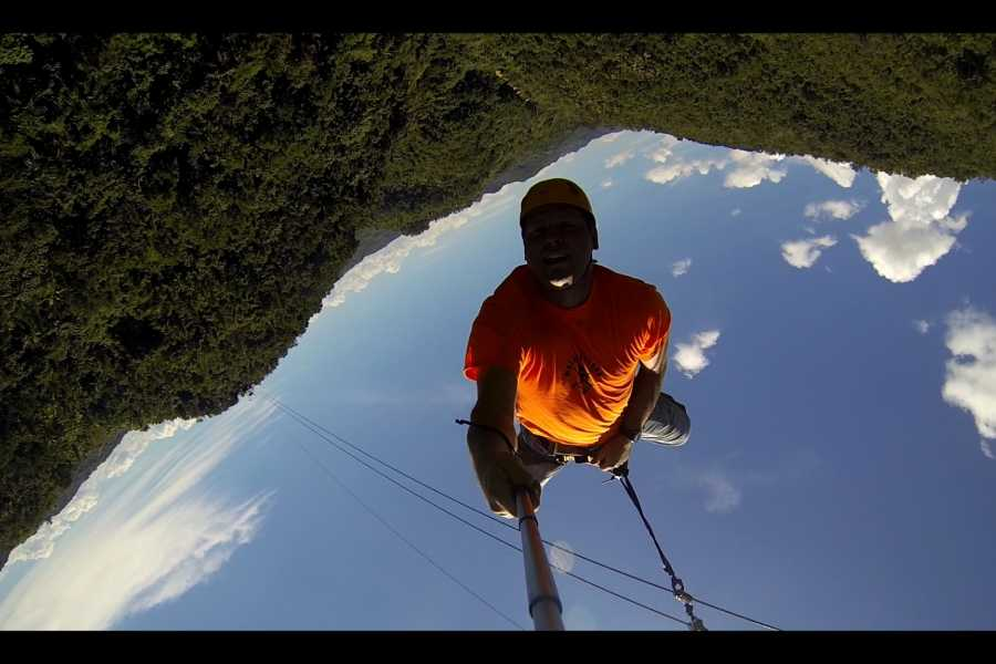 Tour Samana With Terry HOTEL EXCURSION #11: Walk the Plank Zip Line Tour