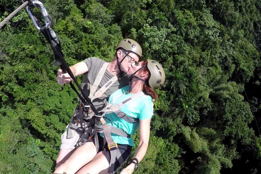 Tour Samana With Terry Shore Excursion #6a - Zip Line+Horseback - Tour Samana With Terry Exclusive!