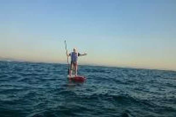 2 Days 1 night Southwest Gili Island Explore by Stand Up Paddle.