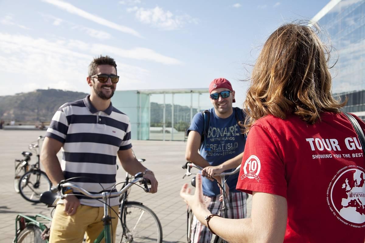 SANDEMANs NEW Barcelona Tours Barcelona City Bike Tour
