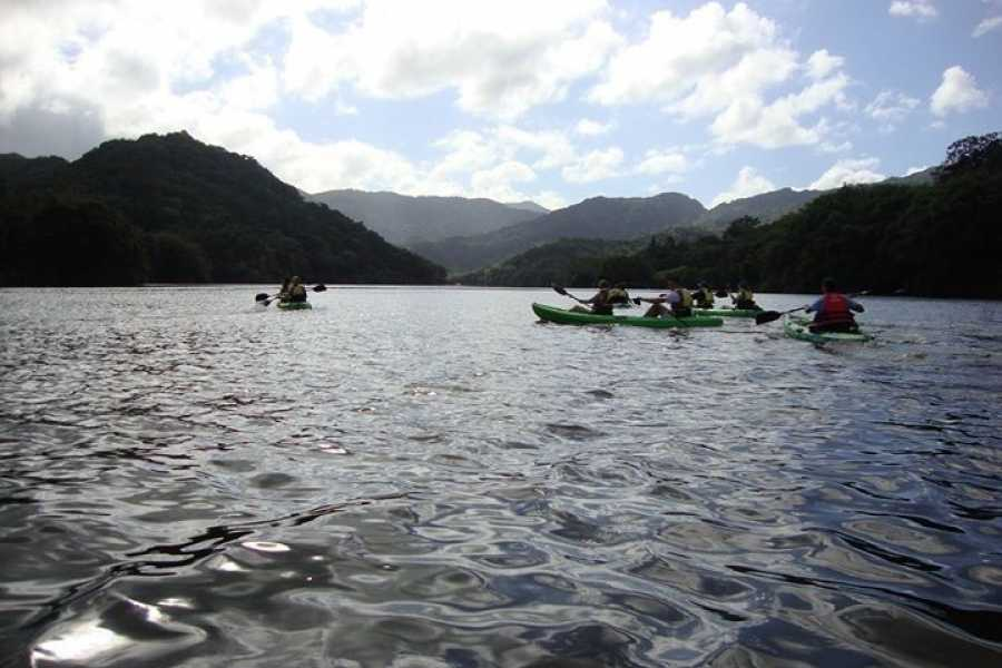 MyVacationButlers.Com Mountain View Kayaking - Lake Dos Bocas - Utuado PR