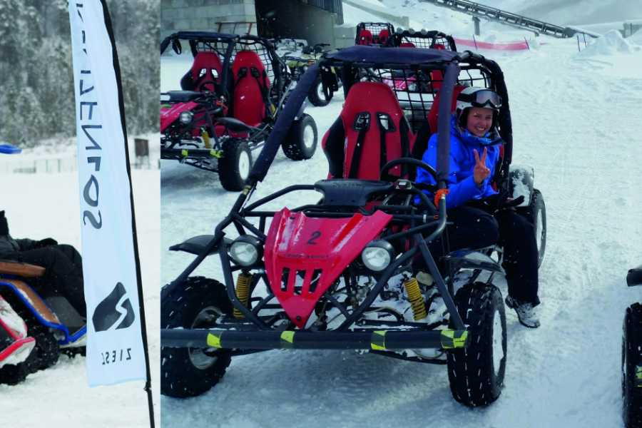 BuggyPark by HB-Adventure Switzerland Exclusive Park rental for groups (one hour)