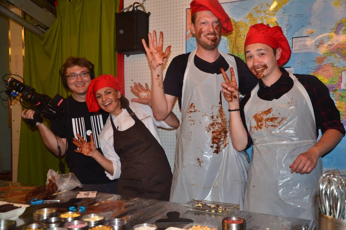 Funky Chocolate Club GmbH Chocolate Making Workshop