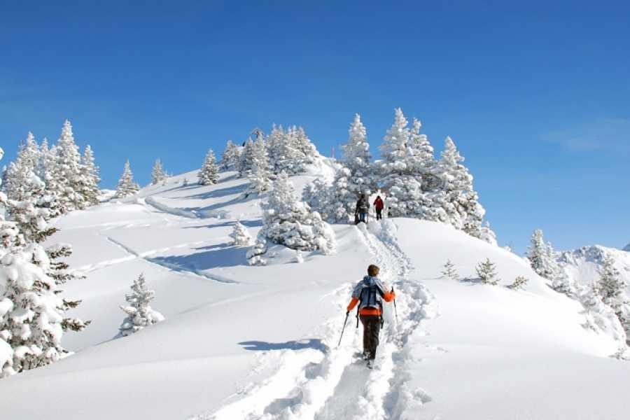 URI ADVENTURE - AF Sport GmbH Schneeschuhwandern (4h) mit Fondue & Übernachtung