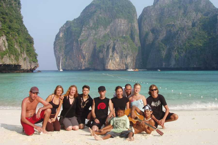 Krabi Konnect Maya Bay Sleep Aboard