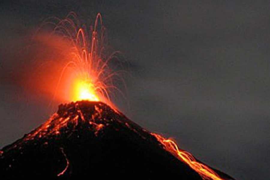 Maya World Tours Antigua and volcanoes Helicopter Tour