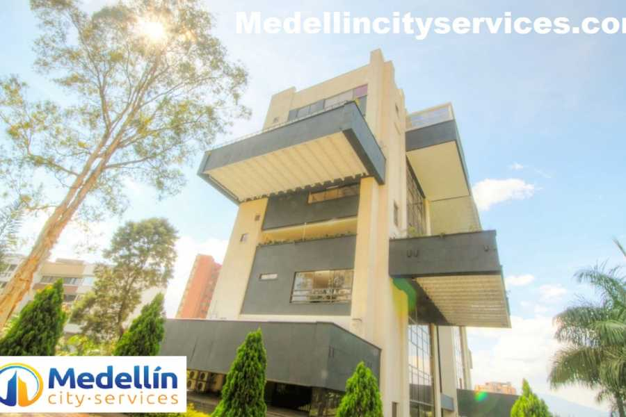 Medellin City Services SHARED REAL ESTATE TOUR