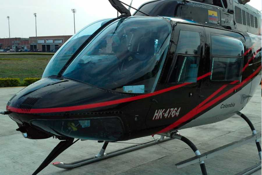 Medellin City Services TOUR COMPARTIDO EN HELICOPTERO