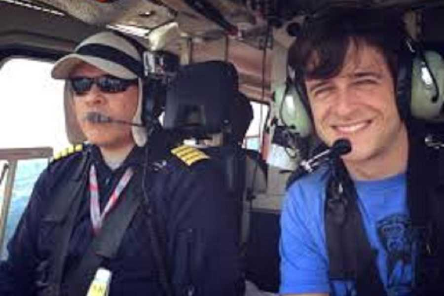 Medellin City Tours Helicopter tour
