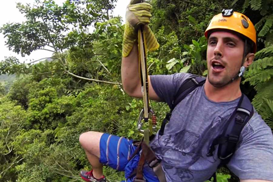Medellin City Services ZIP LINES (CANOPY)