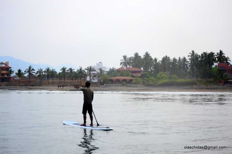 COSTA NATIVA ECOTOURS STANDING PADDLE BOARD TRONCONES CROSS