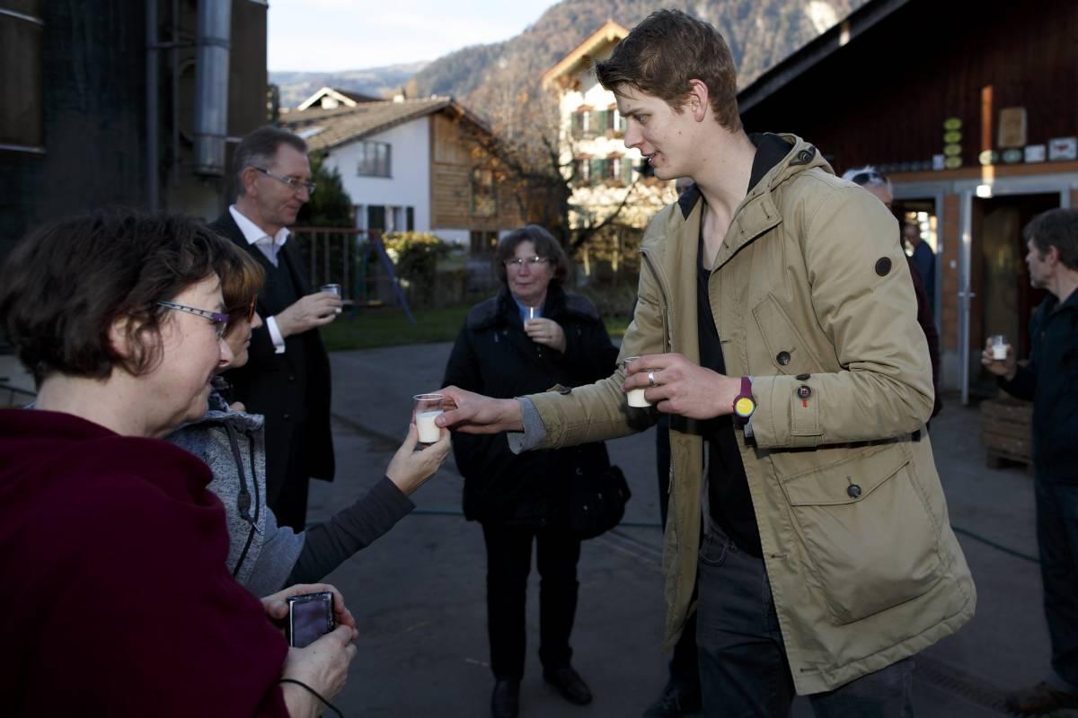 Interlaken Walking Tours 스위스 푸드 앤 컬처투어