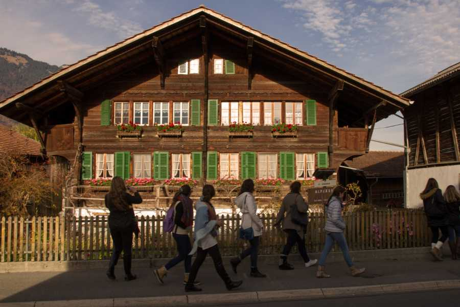 Interlaken Walking Tours Swiss Food and Culture Tour