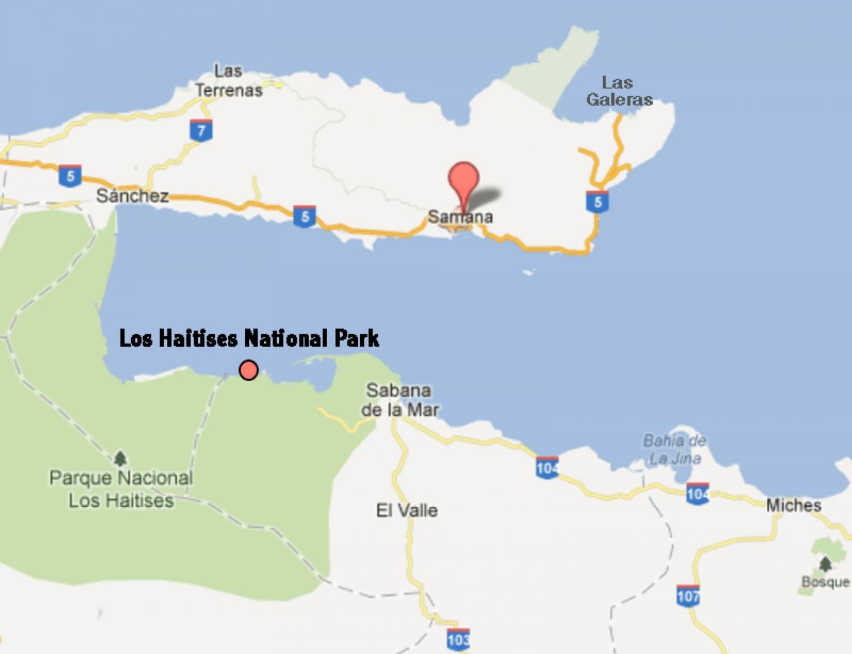Los Haitises National Park Boat Tour