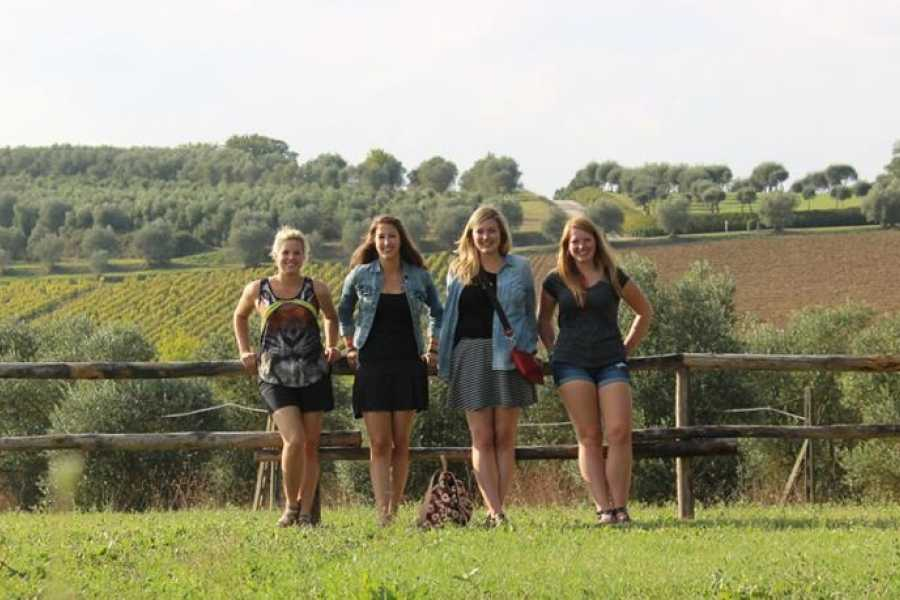 Tuscanmagic Di Dng srl Hd Wine Tour 'Following Wine Roads'