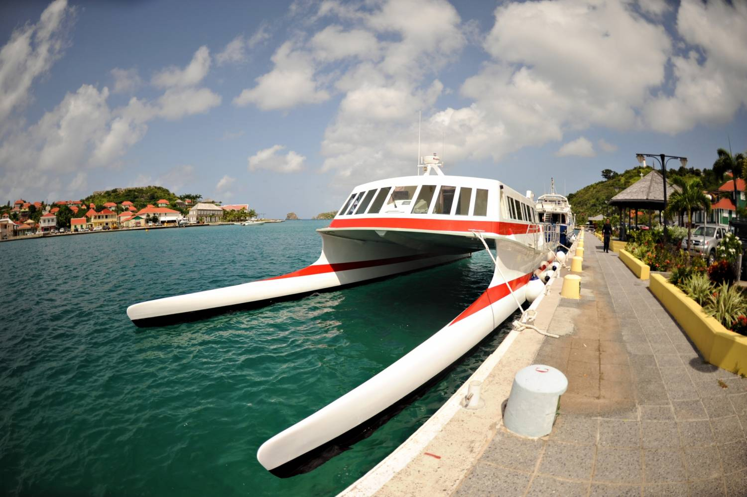 Edge ferry st bart 39 s trips aqua mania adventures for St barts tours