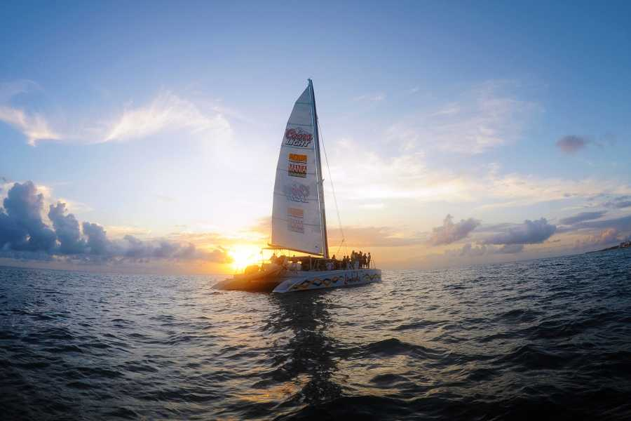Aqua Mania Adventures LAMBADA SUNSET SAIL