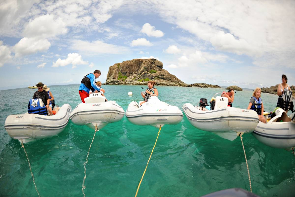 Aqua Mania Adventures ROCK 'N ROLL SAFARIS